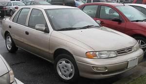 1997 Kia Sephia - Information And Photos