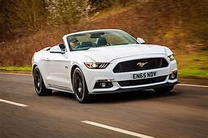 Ford Mustang V8 5.0-litre GT Convertible | Eurekar