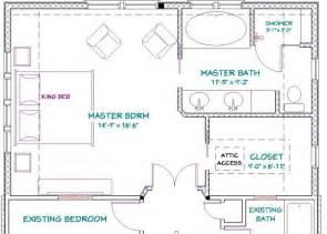 masterbedroom floor plans house plans