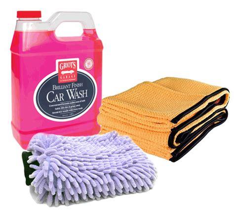 Griots Garage Brilliant Car Wash Ultimate Kit
