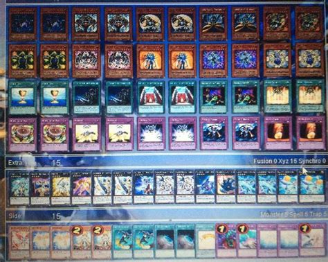 trios deck series 11 arcana force ygo amino