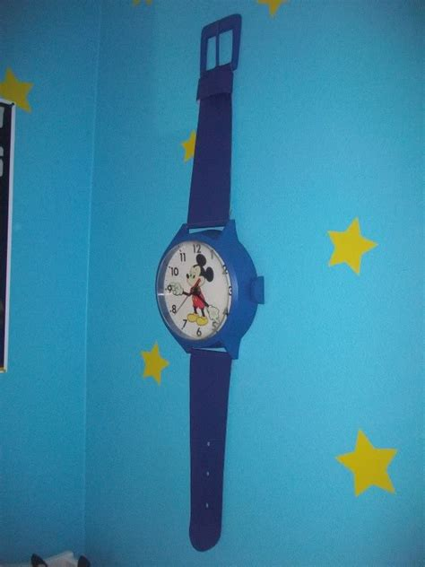 toy story mickey mouse wall clock  toy stories