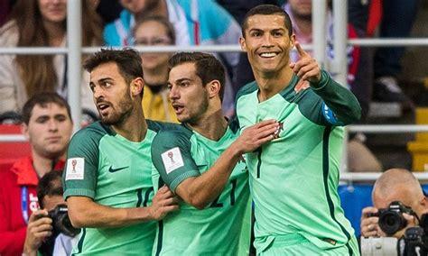 Russia 0-1 Portugal: Cristiano Ronaldo goal wins it ...