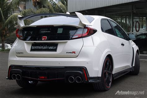 Modifikasi Honda Civic Type R by 55 Modifikasi Honda Civic Fd2 Ragam Modifikasi