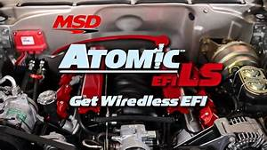Tired Of Wired  Atomic Ls From Msd Performance