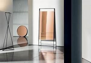 Miroirs Design Contemporain : visual miroir 190 x 80 cm espace steiner design contemporain ~ Teatrodelosmanantiales.com Idées de Décoration