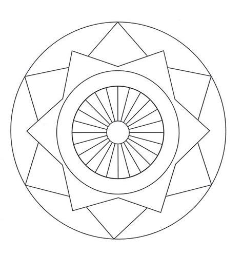 mandala designer mandalas coloring part 5