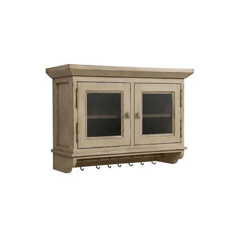 meuble cuisine haut porte vitree meuble haut 2 portes vitr 233 es beige interior s
