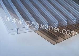 Plaque Polycarbonate Alvéolaire 4mm : bes sarl produits en polycarbonate toitures et s parations ~ Dailycaller-alerts.com Idées de Décoration