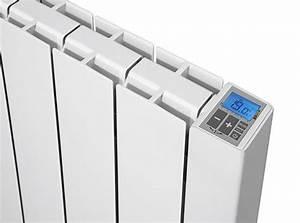 Radiateur Electrique Avec Thermostat : la gestion du chauffage lectrique par fil pilote leroy ~ Edinachiropracticcenter.com Idées de Décoration