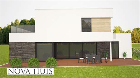 Casco Huis Laten Bouwen Prijzen by Best Moderne Villa Ontwerpen En Bouwen Met Stuukwerk En
