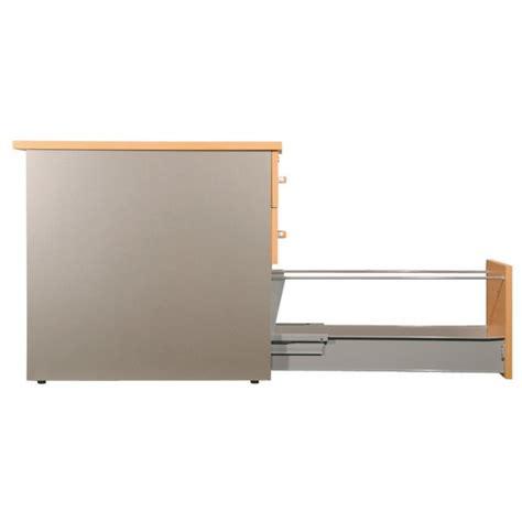 profondeur bureau caisson de bureau 3 tiroirs profondeur 60cm lemondedubureau
