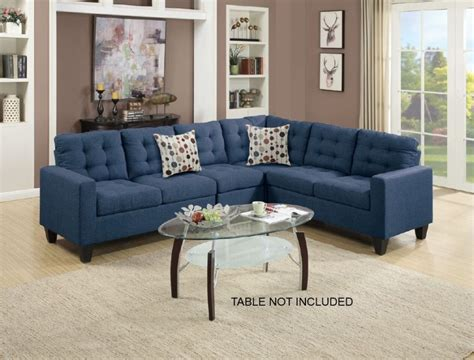navy blue sofa and loveseat modern navy blue modular sectional sofa set ebay