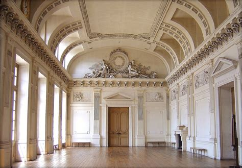 salle des gardes senones salle des gardes palais imperial de compiegne compiegne
