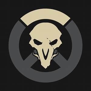 Reaper Overwatch Logo Overwatch T Shirt TeePublic