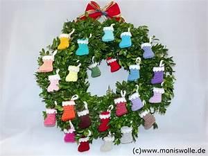 Nähen Für Weihnachten Und Advent : weihnachts deko h keln stiefelchen h keln ~ Yasmunasinghe.com Haus und Dekorationen