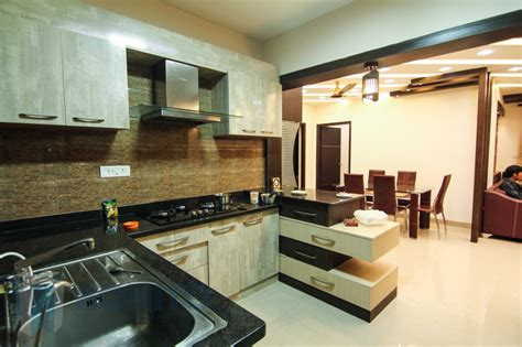 Interior Design Kitchen by 3bhk Apartment Interiors In Whitefield Bangalore Mr