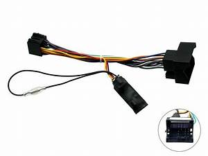 Car Stereo Wiring Iso Adaptor With Ignition Generator To