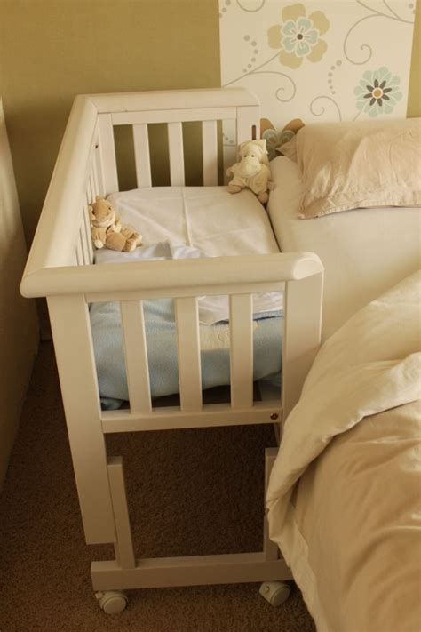 Build Your Own Baby Co Sleeper  Woodworking Projects & Plans