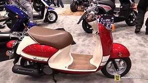 Moped 50ccm Yamaha : 2015 yamaha vino classic 50cc scooter walkaround 2014 ~ Jslefanu.com Haus und Dekorationen