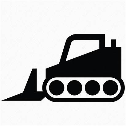 Construction Equipment Icon Heavy Clipart Machinery Icons