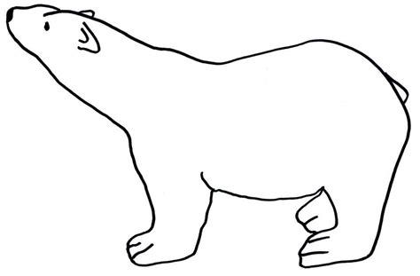 polar template polar coloring page 3 900x592 winter for preschool crafts chang e 3