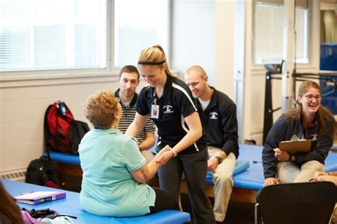 uw la crosse physical therapy program earns stamp