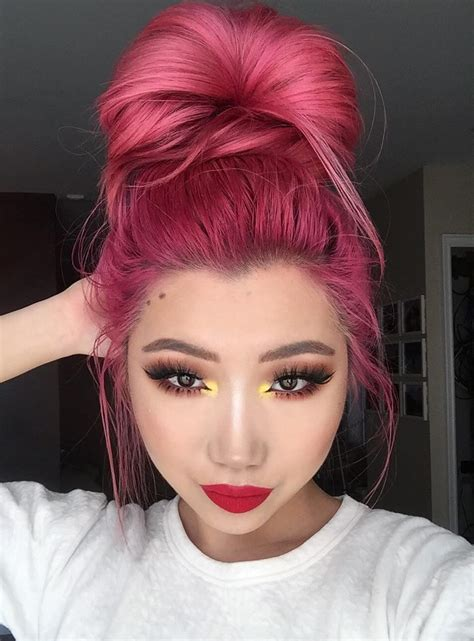 With Hair Color Ideas by 30 More Edgy Hair Color Ideas Worth Trying Cosmico