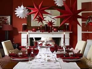 Christmas Dining Table Decor Photograph Christmas Dining T