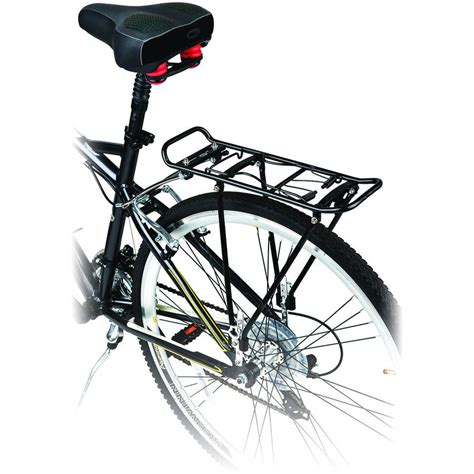 walmart bike rack stand alloy bicycle carrier rack for disc brakes walmart