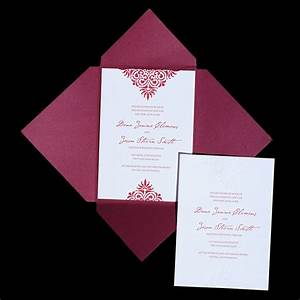 Alternatives to double envelopes for your wedding for Wedding invitation folded envelopes