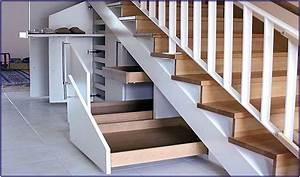 Schrank Unter Treppe Selber Bauen : regal unter treppe selber bauen hauptdesign ~ Markanthonyermac.com Haus und Dekorationen