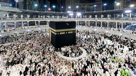 pilgrimage  mecca  medina video nytimescom