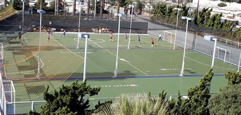 futsal soccer court contractors build  futsal court