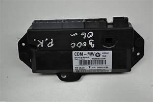 Chrysler 300c 2006 Rhd Front Left Side Door Control Module Ecu P56038722am