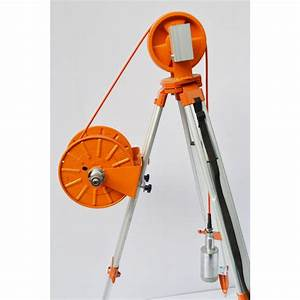 Cable Drum With Auto Or Manual Reel Cable Function