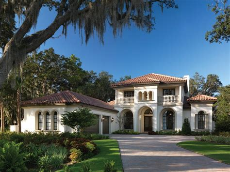 mediterranean home builders home plans exterior mediterranean with stucco siding