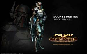 Star Wars The Old Republic Bounty Hunter Wallpapers - HD ...