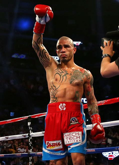 Miguel Cotto  Known People  Famous People News And