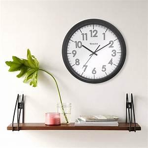Westclox, 14, In, Round, Office, Wall, Clock-32067