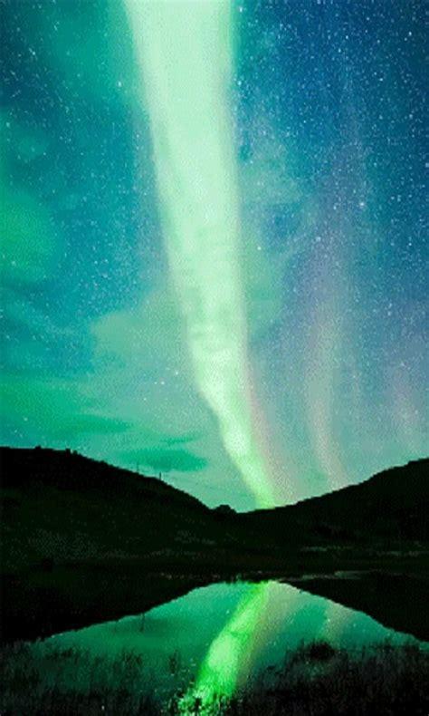Northern Lights Animated Wallpaper - animated northern lights live wallpaper