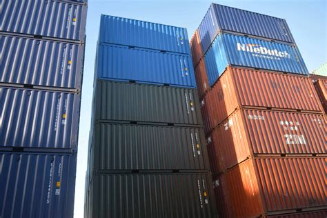 Used Containers   10ft, 20ft, 40ft Used Container Prices