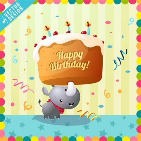 FREE 20+ Printable Birthday Cards in PSD Vector EPS