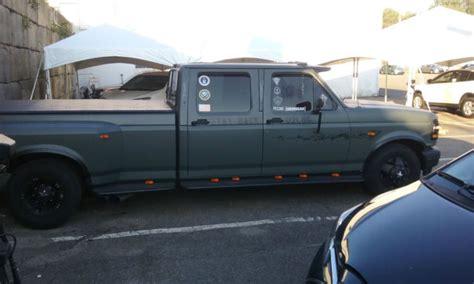 custom  ford  super duty dually classic ford