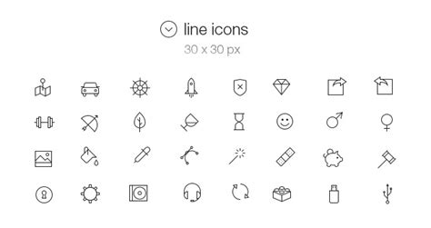 tab bar icons ios  vol media icons pixeden