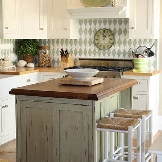 green kitchen islands green kitchen island for the home
