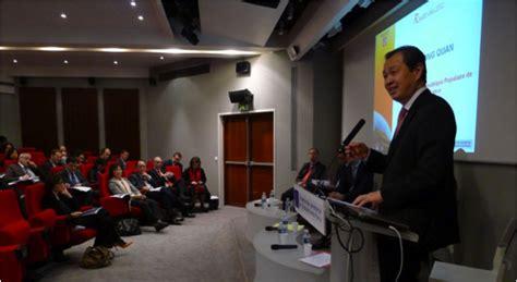 chambre de commerce franco chinoise compte rendu stratégies des entreprises françaises à