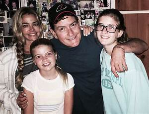 Charlie Sheen, Denise Richards' Daughters Are All Grown Up!