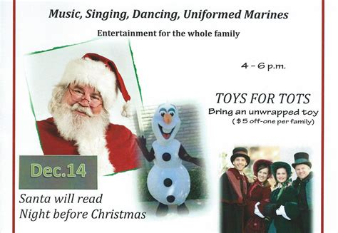 christmas spectacular variety show discount included