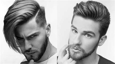 mens  hairstyles video  youtube